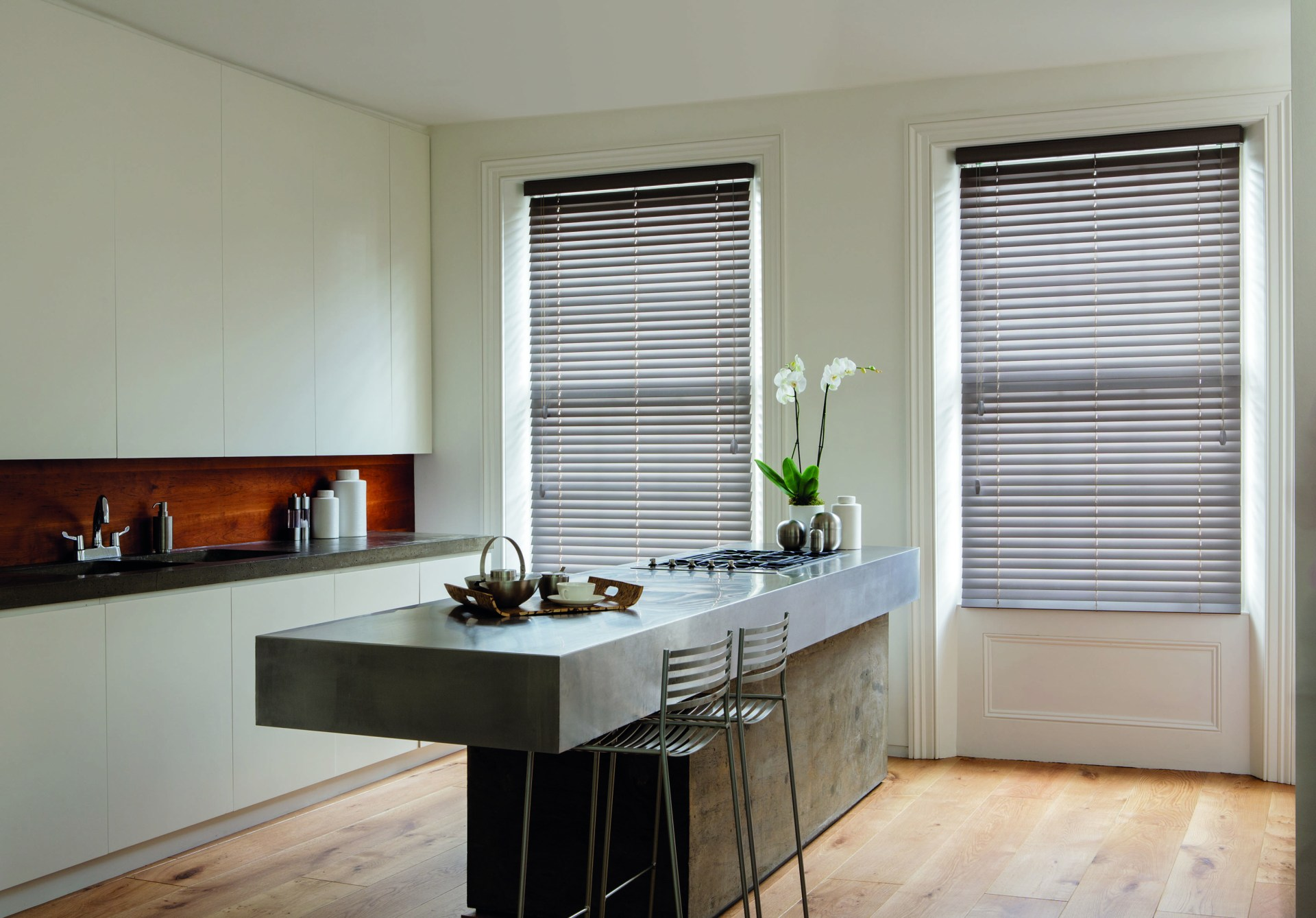 timberlux wooden blinds